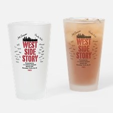 New West Side Drinking Glass