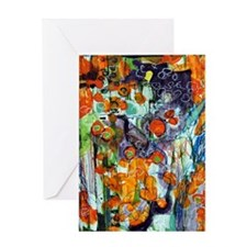 The Spectres Greeting Card