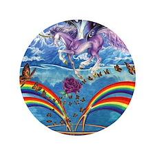 "UnicornsLove46x56 3.5"" Button"