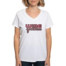 Wine Goddess Shirt
