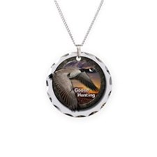 Goose Hunting Necklace