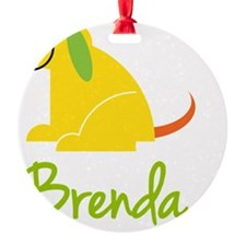 Brenda-loves-puppies Ornament