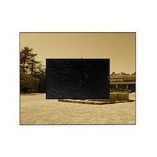 carmelmissionblackframe Picture Frame