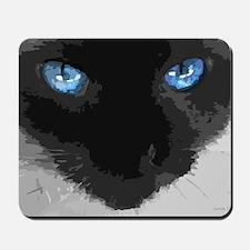 siamese_bw9000-200 Mousepad