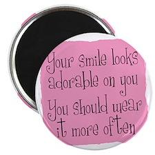SMILE copy Magnet
