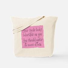 SMILE copy Tote Bag