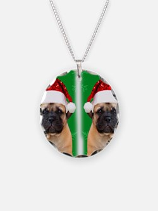 bullmastiff puppy flip flops Necklace