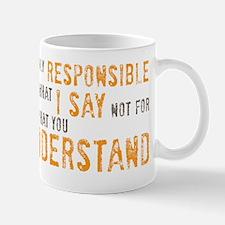 understand copy Mug