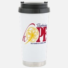 HopeLogo11x17 no background Travel Mug