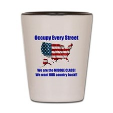 usoccupy1 Shot Glass