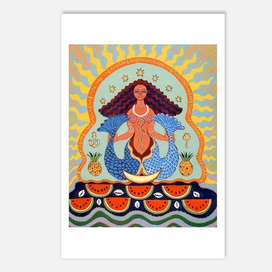 Yemaya Postcards (Package of 8)