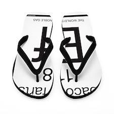 bacon-farts-noble-gas Flip Flops