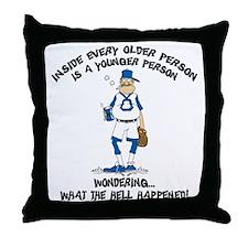 pngpa40light Throw Pillow