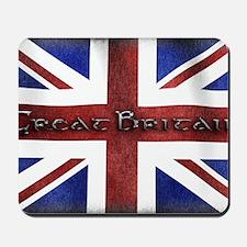 Great Britain Union Jack Mousepad