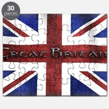 Great Britain Union Jack Puzzle