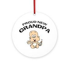 pngpa23 Round Ornament