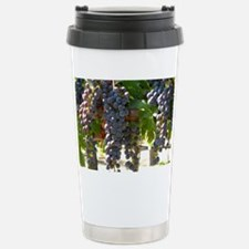 DHPurpGrapes3_11X14 Stainless Steel Travel Mug