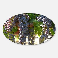 DHPurpGrapes3_11X14 Decal