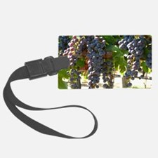 DHPurpGrapes3_11X14 Luggage Tag
