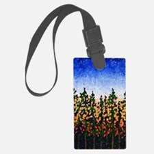 trees.puzzle Luggage Tag