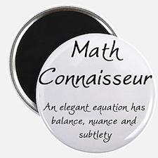 MathConnaisseur-1-blackLetters copy Magnet