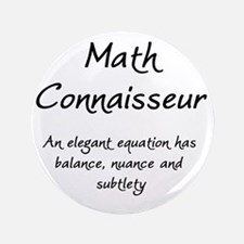 "MathConnaisseur-1-blackLetters copy 3.5"" Button"