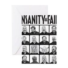 insanityfair-shirtHD Greeting Card