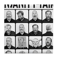 insanityfair-shirtHD Tile Coaster