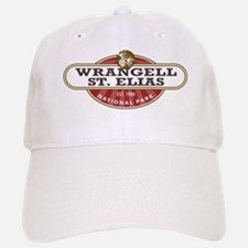 Wrangell St. Elias National Park Baseball Cap