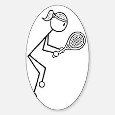 tennis girl2.gif Decal