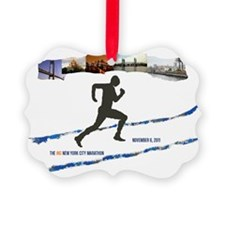 Connors Runner Ornament