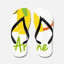 Arlene-loves-puppies Flip Flops