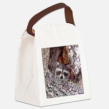 5681_round Canvas Lunch Bag