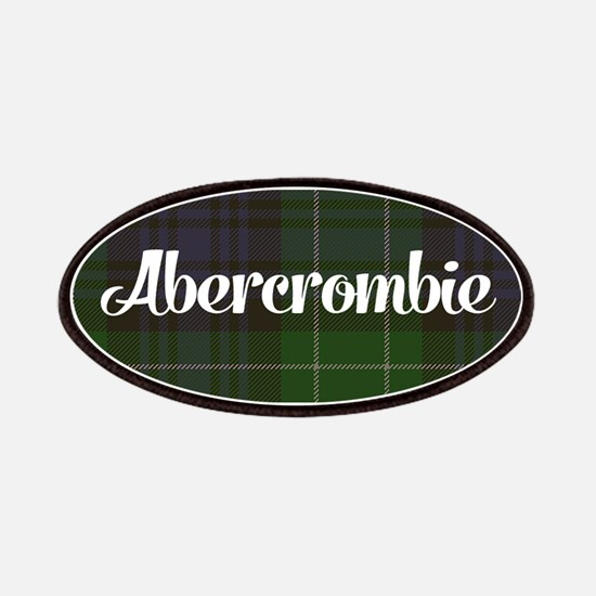 Abercrombie Tartan Patches