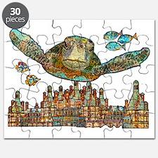 atlantisSeaTurtle Puzzle