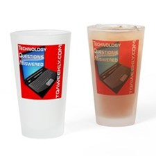 tqa-weekly-laptop Drinking Glass