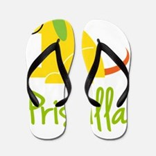 Priscilla-loves-puppies Flip Flops