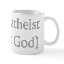 atheistGod3 Small Mug