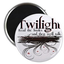 read twilight Magnet