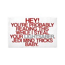 Jedi Mind Tricks Baby 3'x5' Area Rug