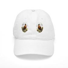 Red Grouse Mug Baseball Cap