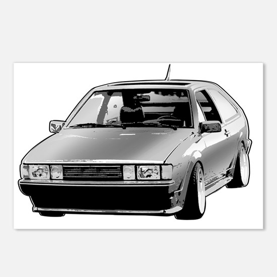 scirocco Postcards (Package of 8)