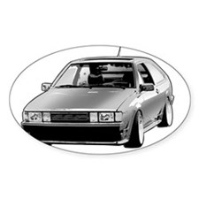scirocco Decal