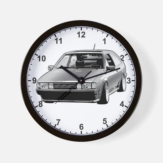 scirocco clock Wall Clock