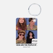 These Are The People of... Keychains