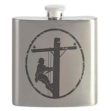 lineman born 1 Flask