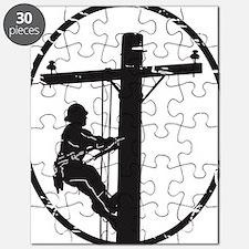lineman born 1 Puzzle