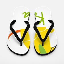 Kara-loves-puppies Flip Flops