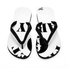 fidget-army Flip Flops