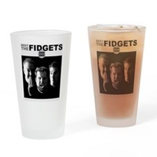 meetthefidgets-shirtHD Drinking Glass